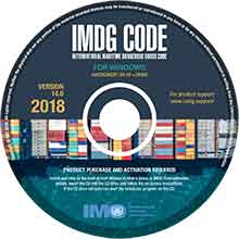 Electronic IMDG Code for Windows for Download (39-18)