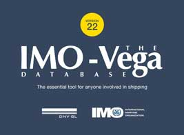 Electronic IMO-Vega Database for Download, Version 22.1
